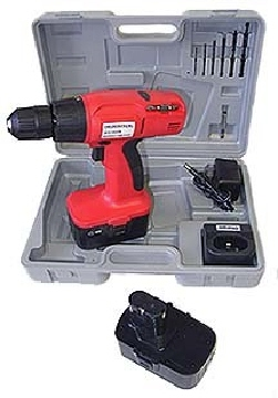 CRAFTSMAN CRAFTSMAN 7.2V Cordless Drill Battery Replacement